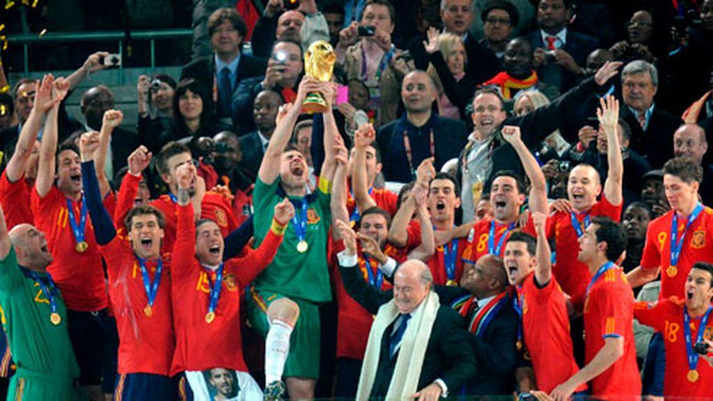¡¡¡ Campeones del Mundo !!!