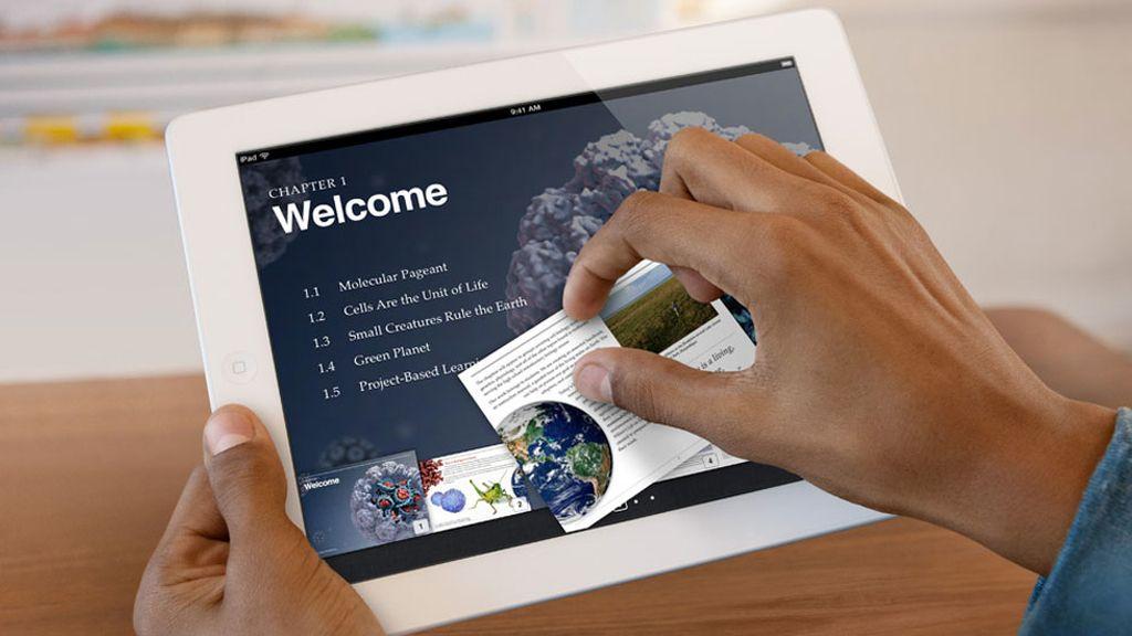Apple se lanza a la conquista de las aulas