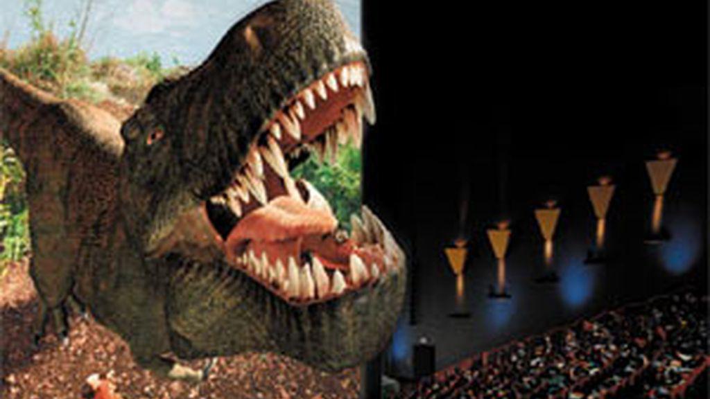 La experiencia 3D ya se puede disfrutar en cines.