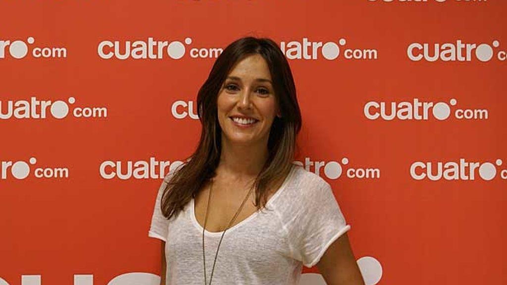 Adela Úcar, en cuatro.com