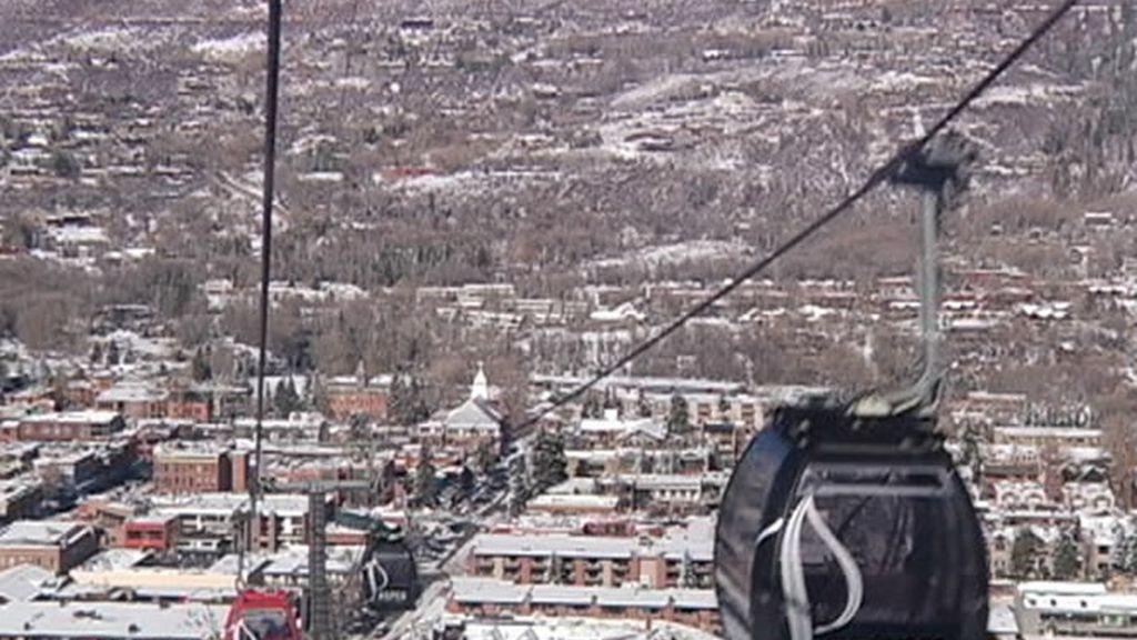 Vista panorámica de Aspen