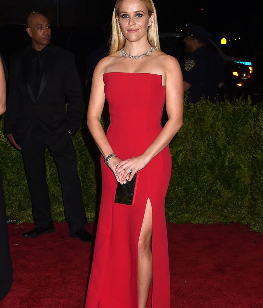 Reese Witherspoon con vestido de Jason Wu