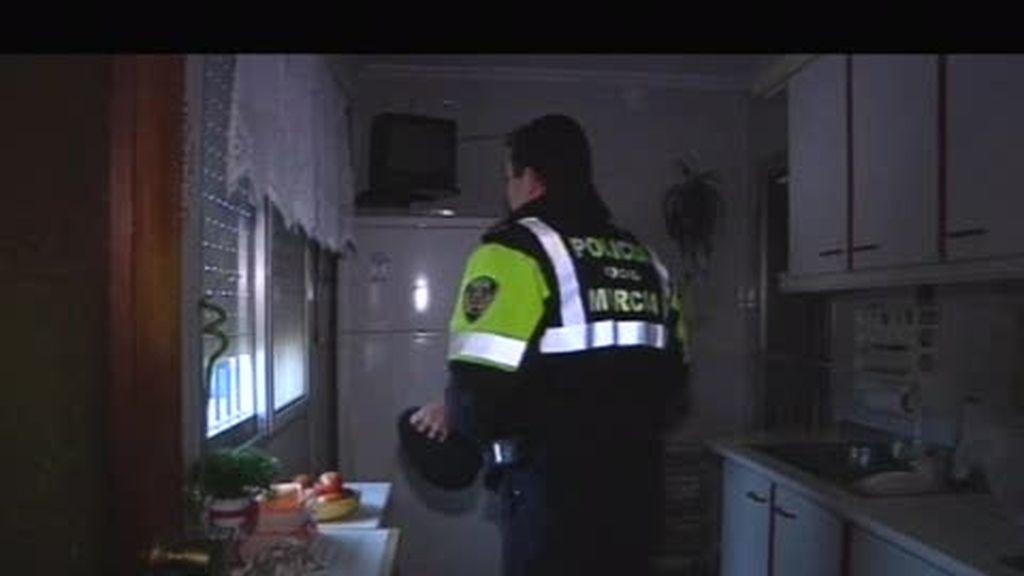 Agentes de Murcia. Enfrentamientos familiares