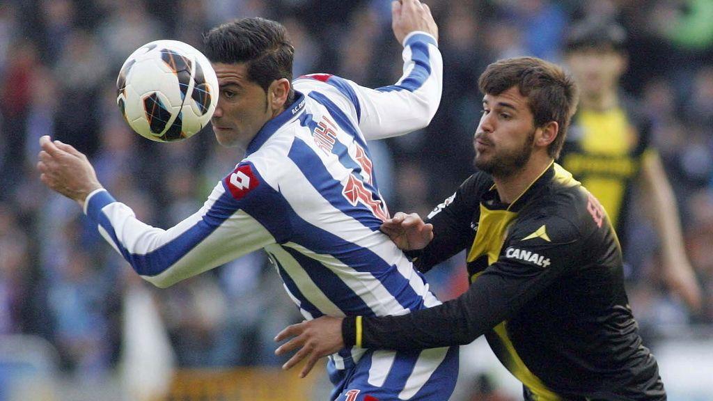 Deportivo - Zaragoza