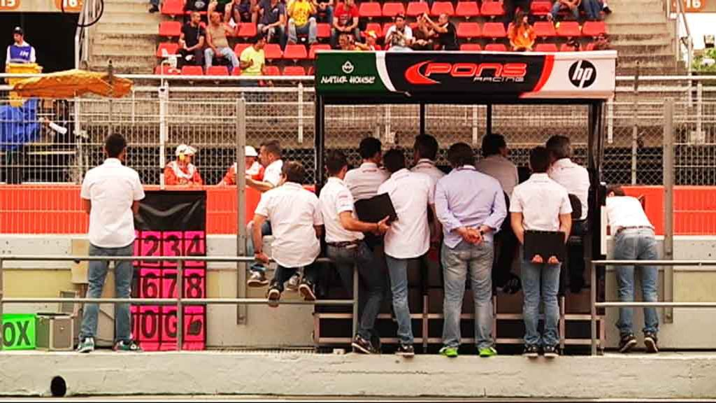 'Callejeros' pone 'Rumbo a Montmeló'