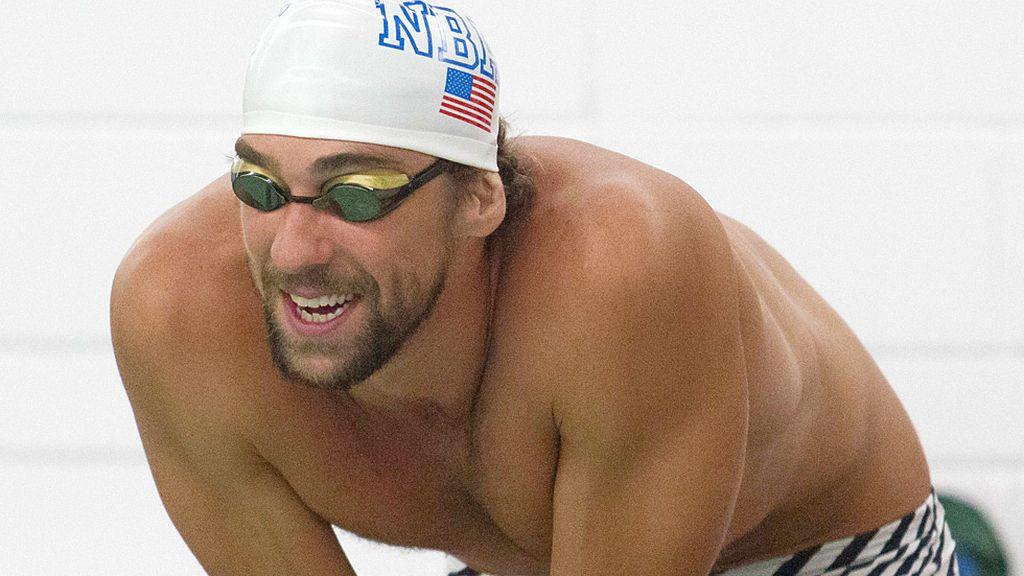 Michael Phelps (9º): El mejor cuerpo del agua