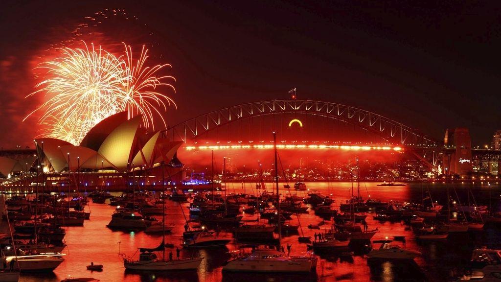 El mundo recibe el 2012