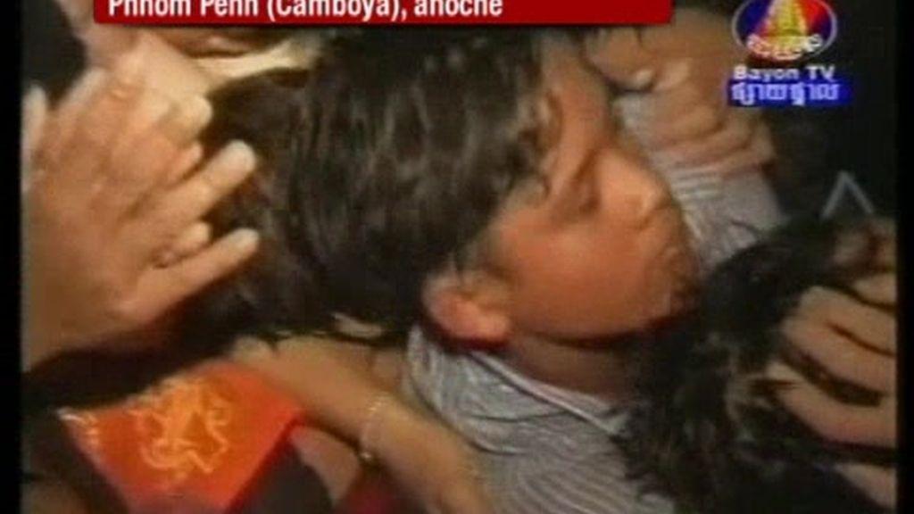 378 muertos en la estampida de Camboya