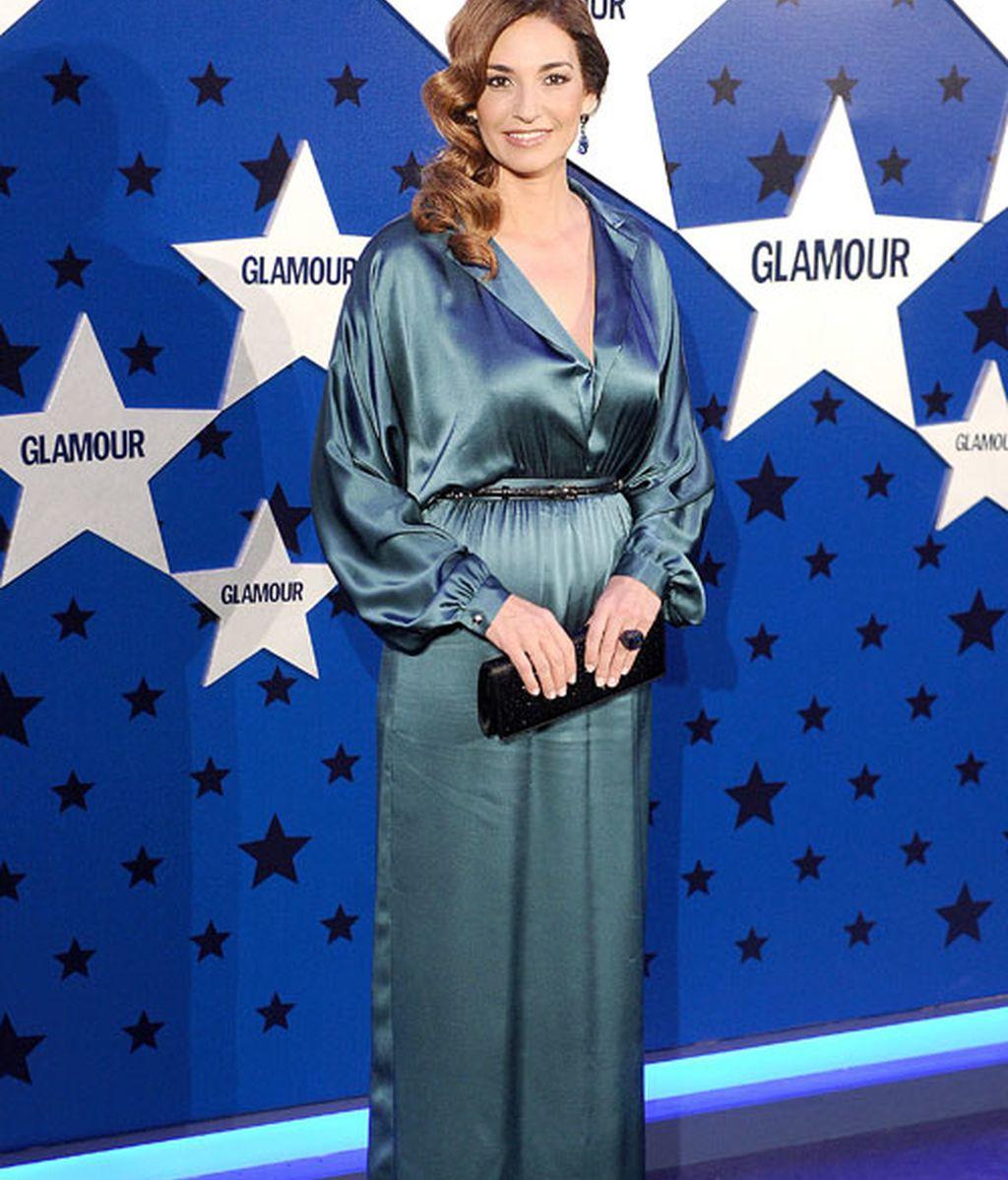 Trío de ases en los premios Glamour: Nieves, Eva y Laura