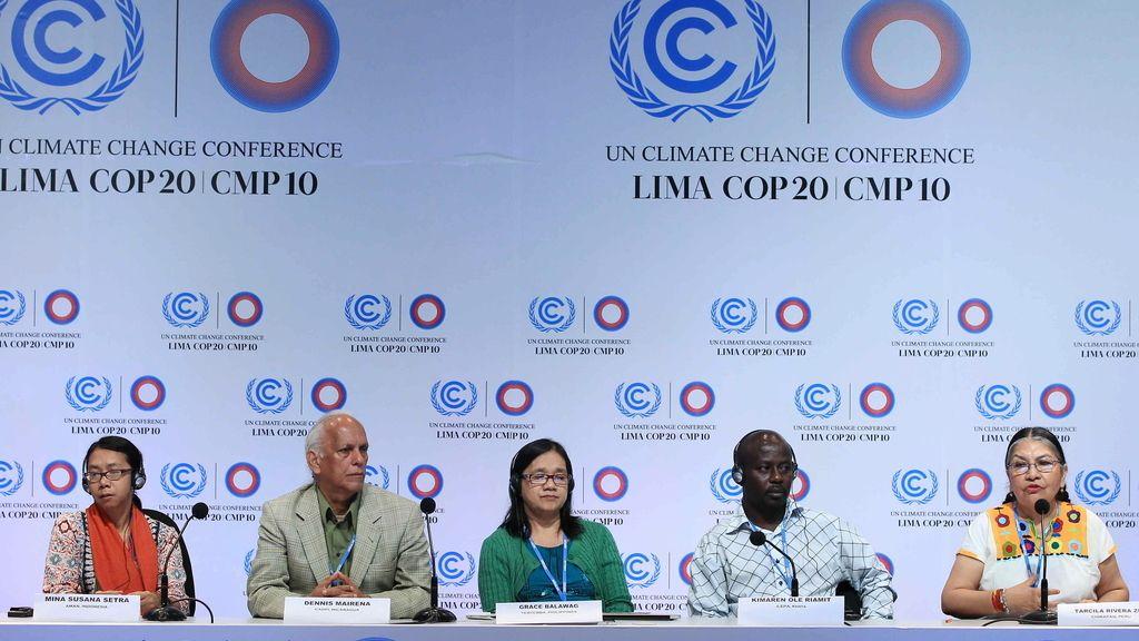 La Conferencia del Clima busca la bases indispensables para un acuerdo vinculante en 2015