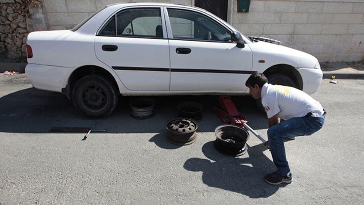 Una baja presión de los neumáticos y el calor aumentan el consumo de combustible
