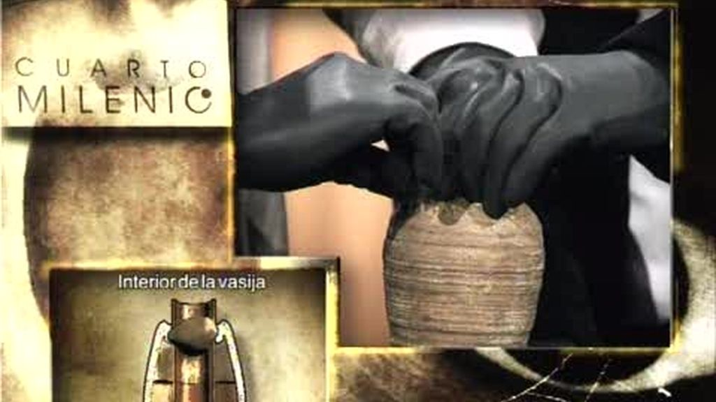 AVANCE. Experimentos Cuarto Milenio: Luz en la antigüedad