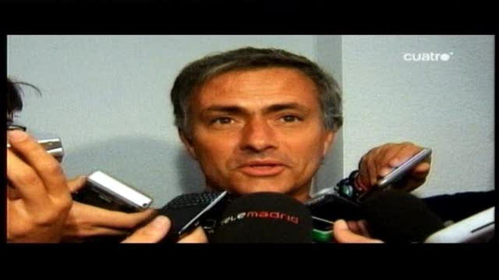 Mourinho rectifica