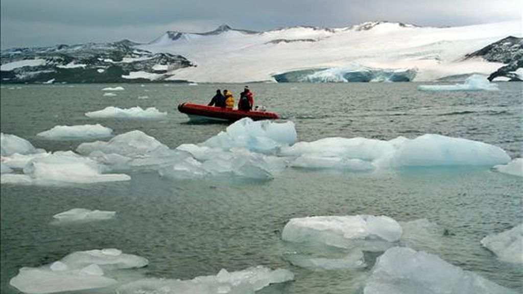 El deshielo de la Antártida Oriental