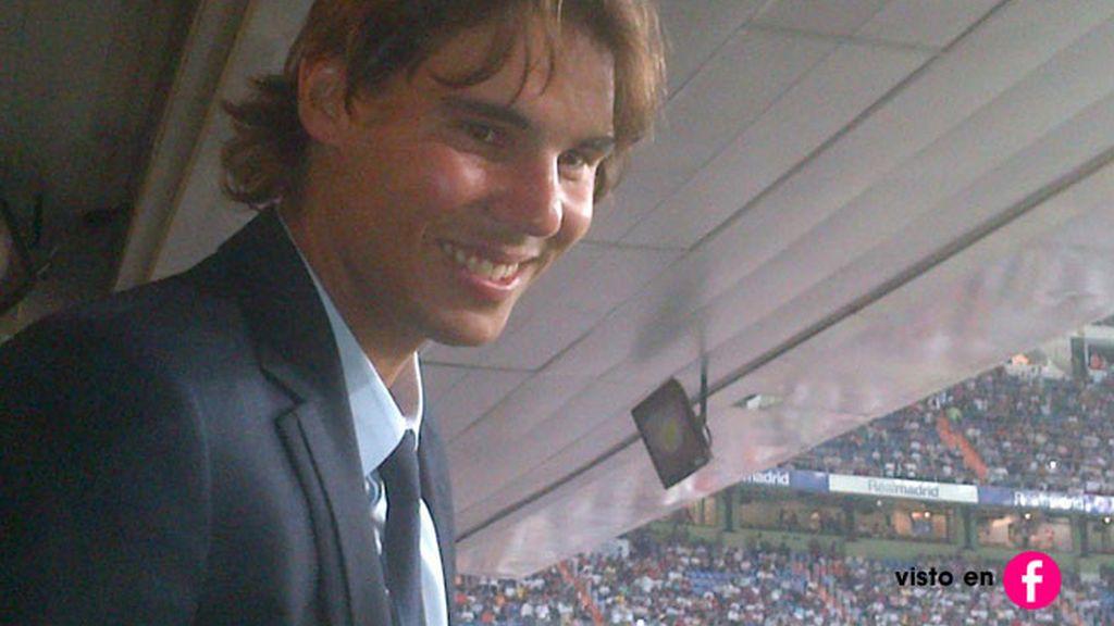 Su equipo, el Real Madrid, se enfrentó al Manchester City.