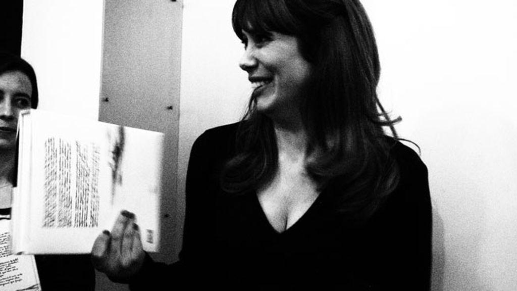 El universo de Paula Bonet, en blanco y negro