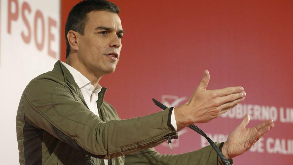 Sánchez cree que su partido tiene la clave para gobernar para la mayoría