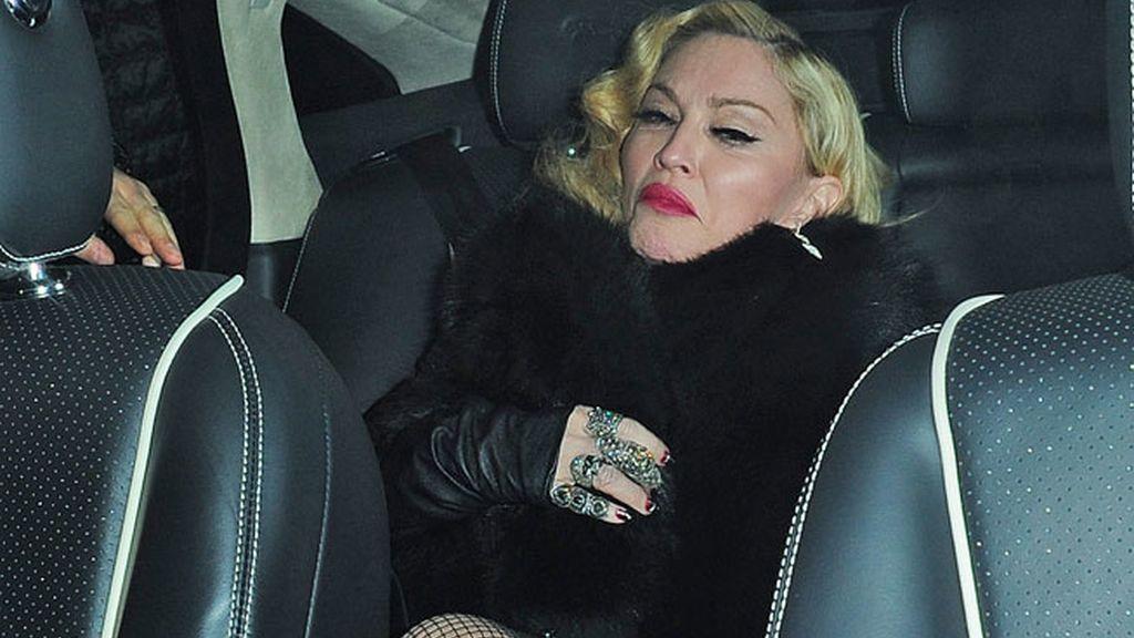 """Madonna y su caída: """"Tengo una pequeña lesión de cervicales y un golpe en la cabeza"""""""