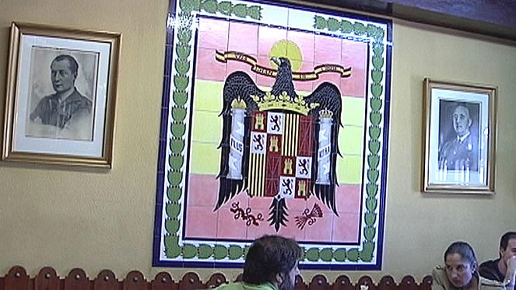 Un bar franquista, el Casa Pepe