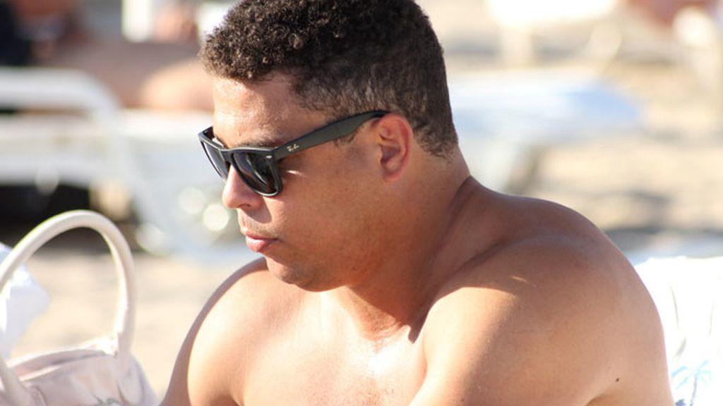 Ronaldo playa