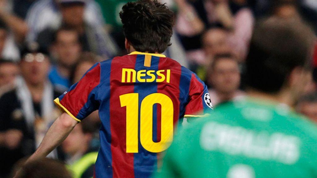 Messi siempre marca la diferencia