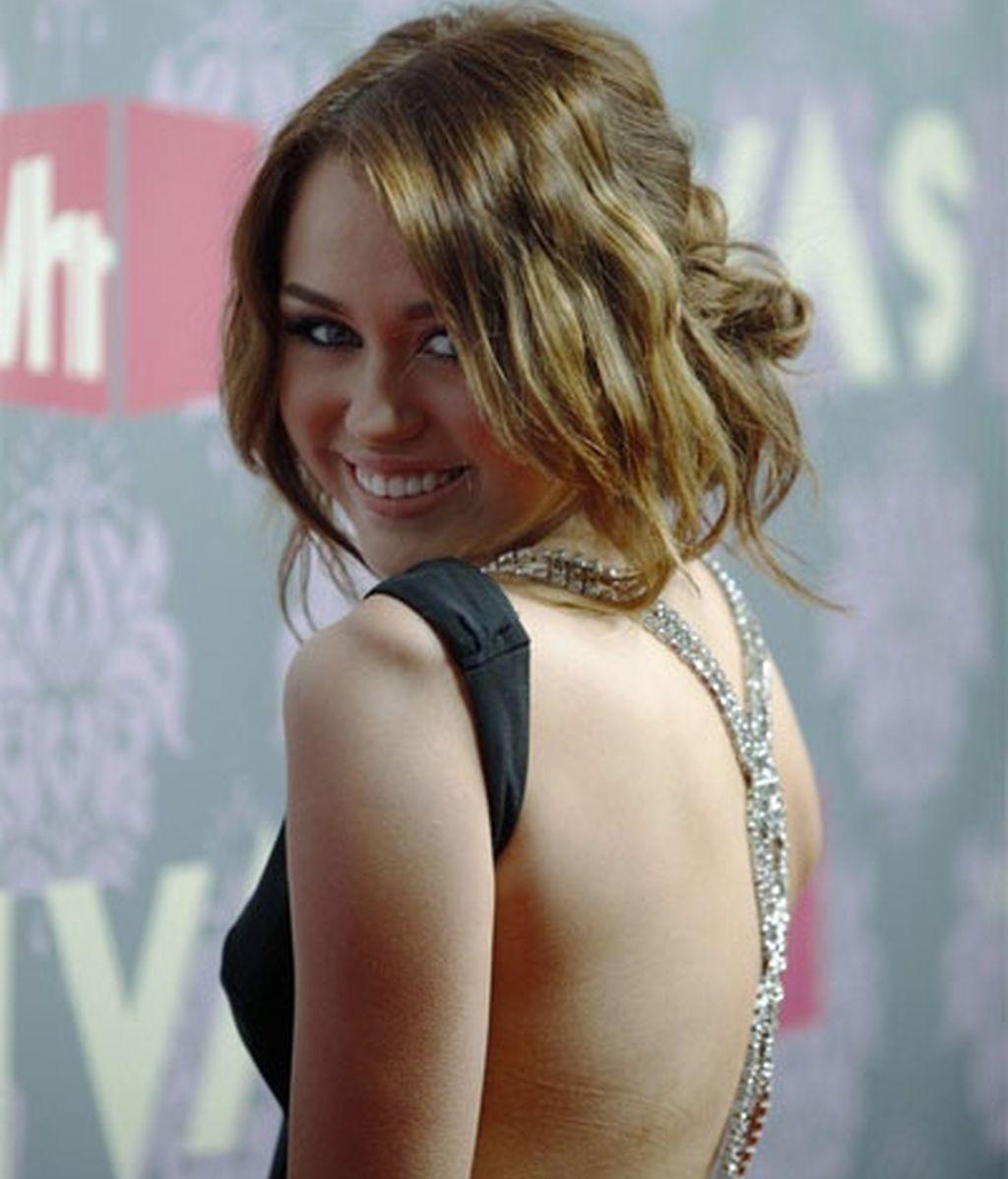 Hannah Montana quiere abandonar su imagen de niña. Foto: Reuters