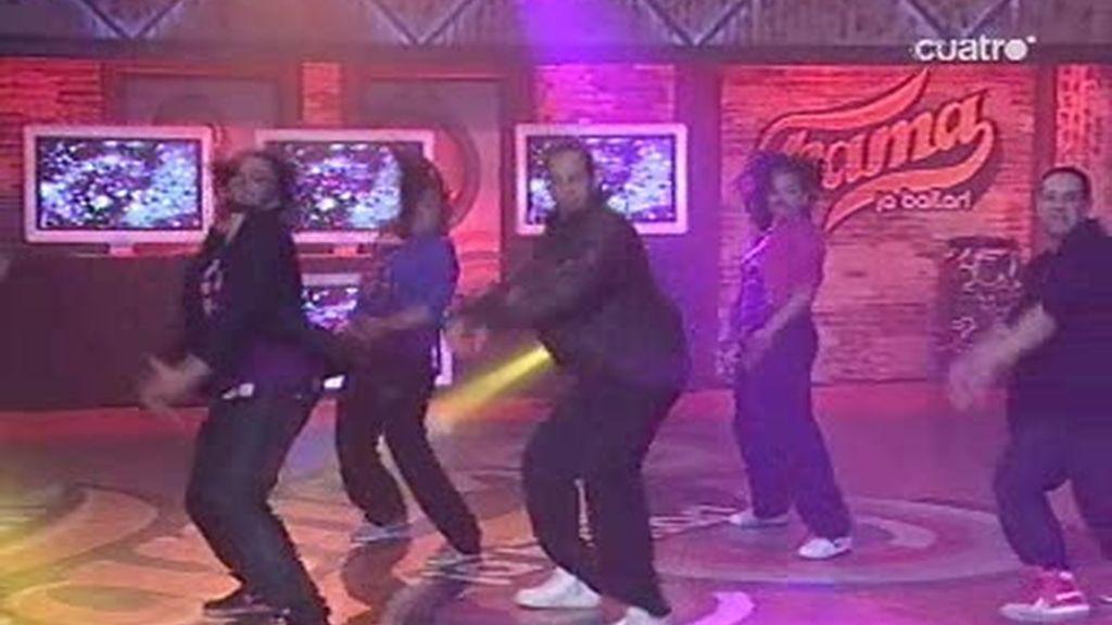 Dance to be se defiende en la final con una coreografía de Nito
