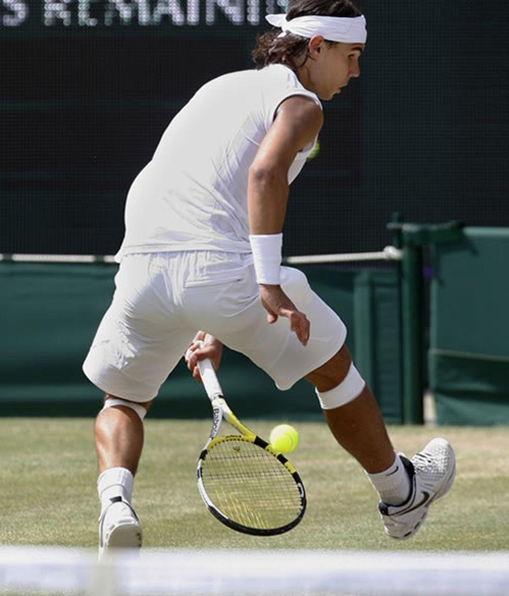 Los espectaculares golpes de raqueta de Rafa Nadal