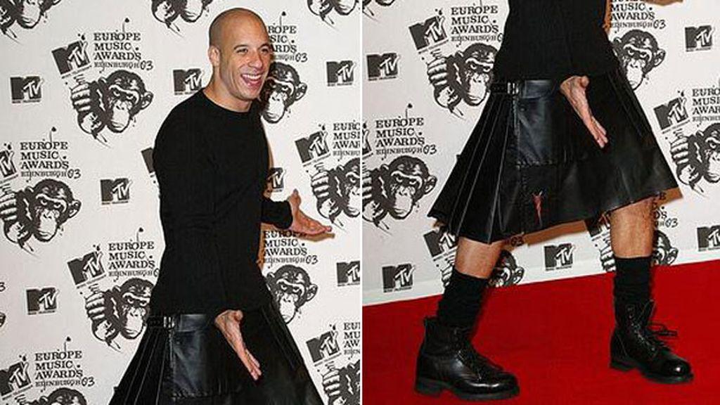 Vin Diesel, rompiendo el mito de la virilidad