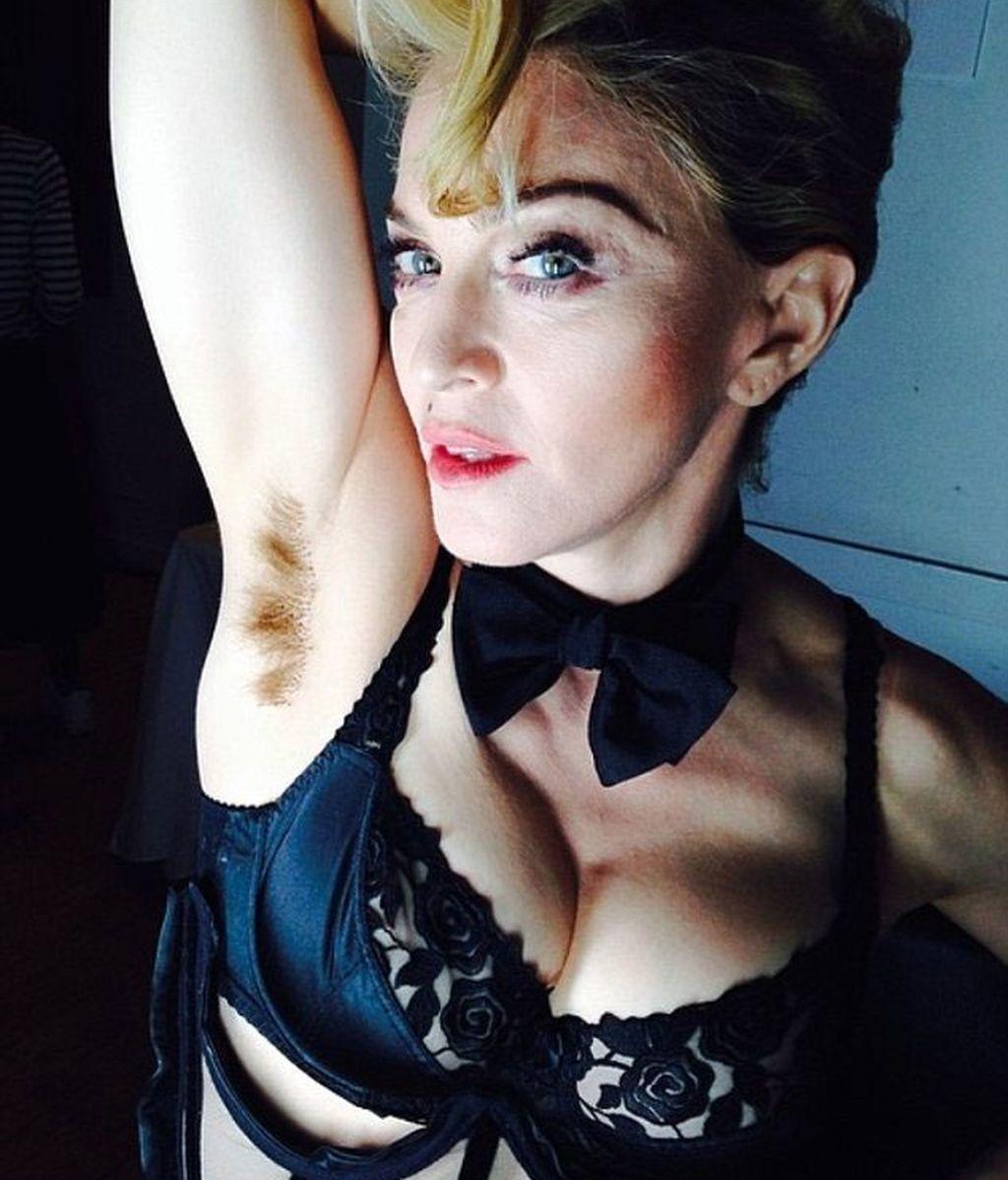 Madonna sin complejos