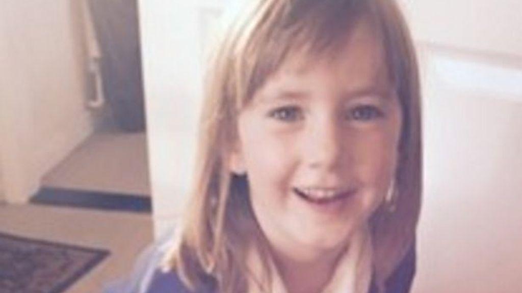 La niña que murió de meningitis