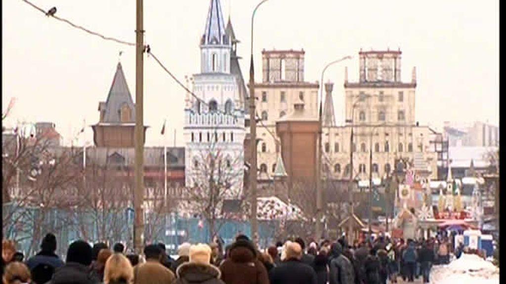 Moscú, la ciudad más grande de Europa