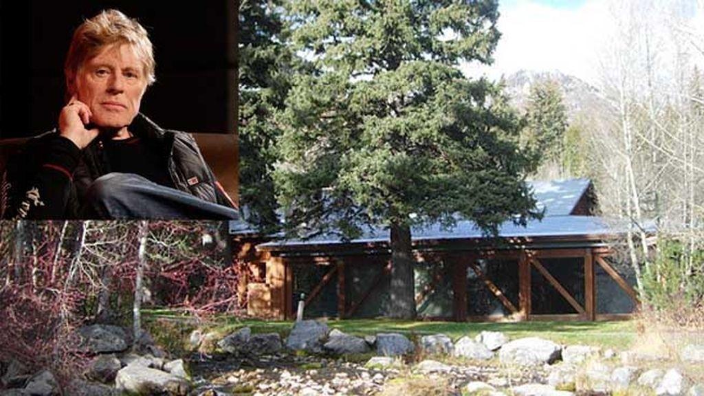 El Sundance Resort en Utah pertenece a Robert Redford