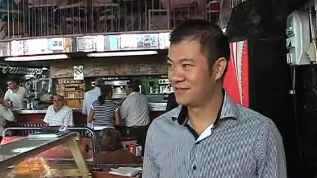 Al rico churro chino
