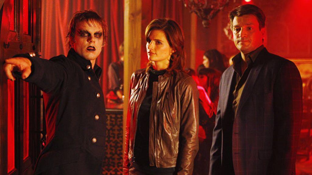Capítulo 6: Fin de semana de vampiros