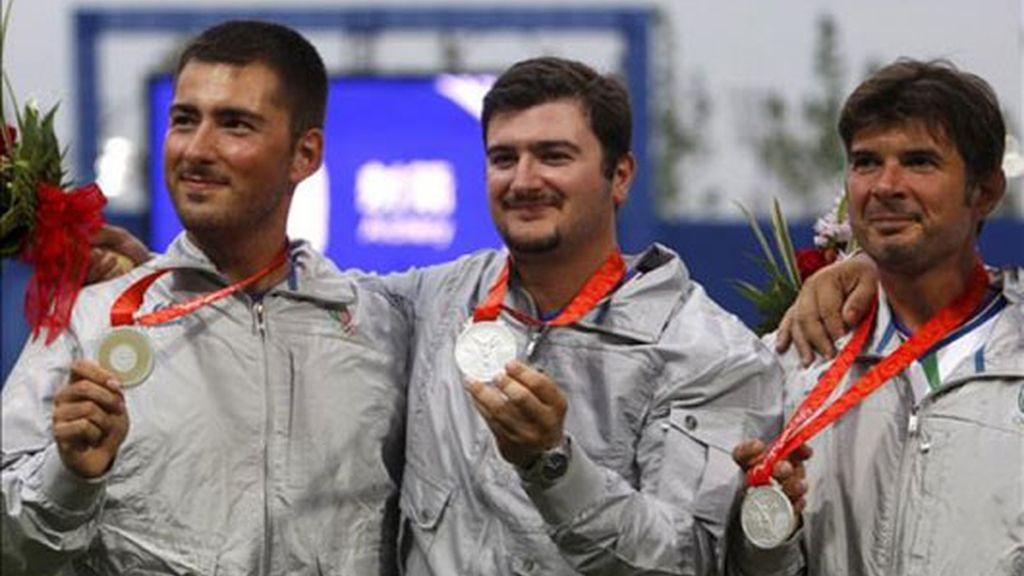 Italia suma su medalla olímpica número 500