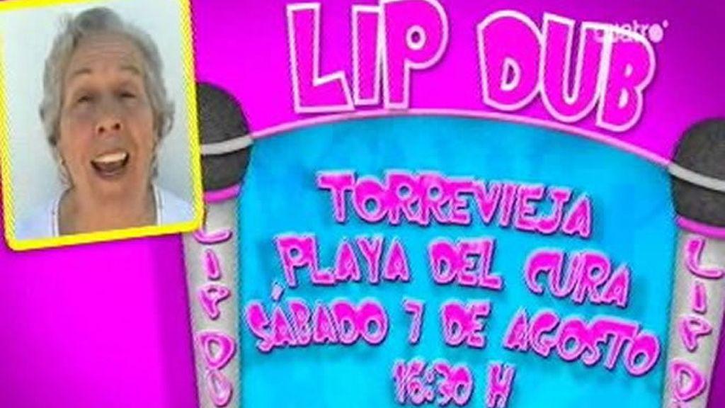 Águeda convoca un 'Lip Dub'