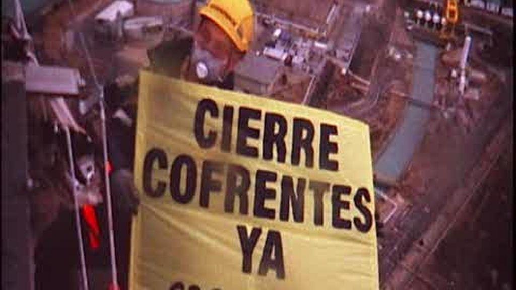 Centrales a revisión en España