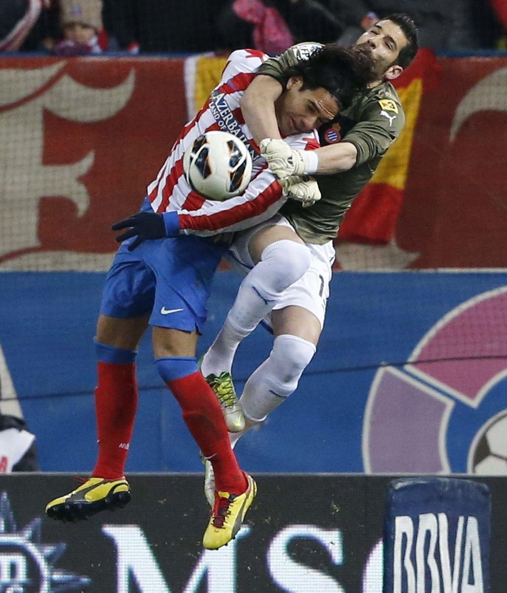Atlético de Madrid -Espanyol
