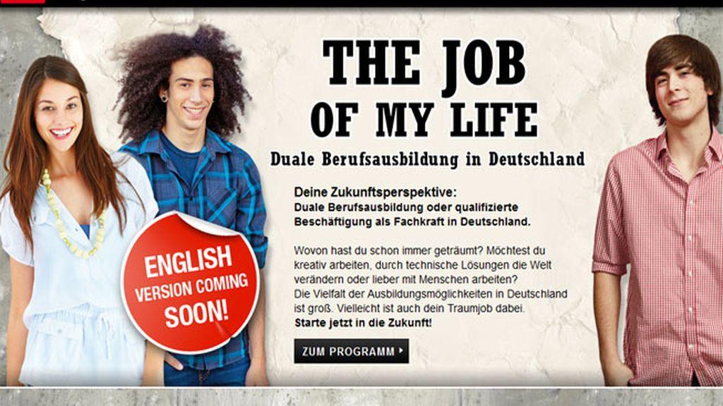 Más de 50.000 españoles encontraron trabajo en Alemania hasta noviembre