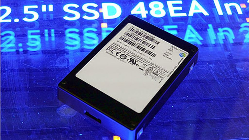 disco duro SSD,Samsung disco duro más grande del mundo