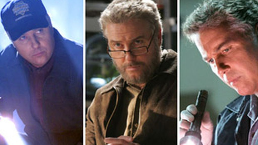 William Petersen se despide de 'C.S.I. Las Vegas'.