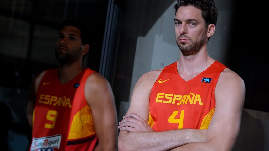 Pau Gasol, Eurobasket