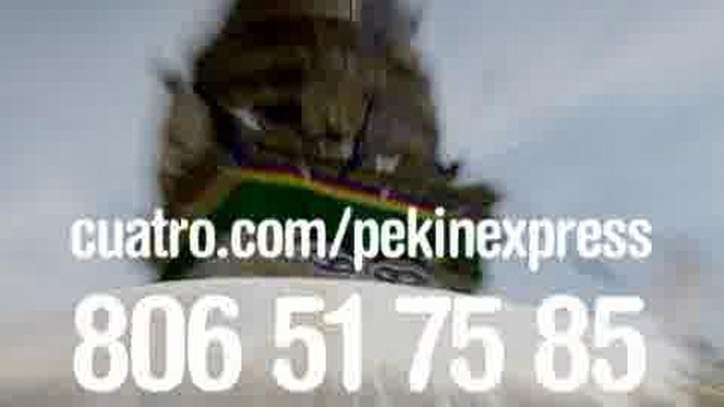 ¿Te gustaría participar en Pekin Express? ¡Ahora te toca a tí!