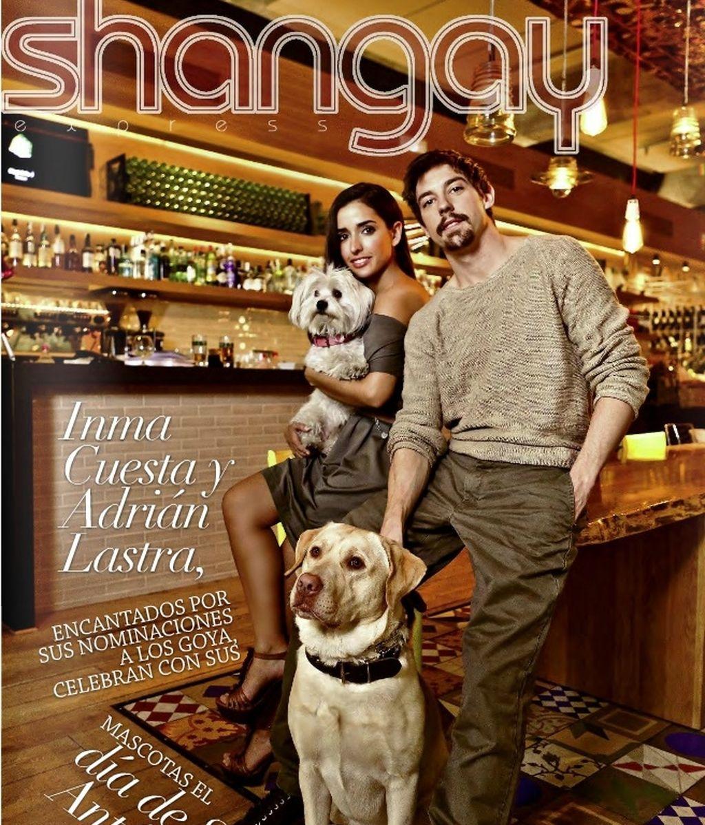 Portada de la revista Shangay