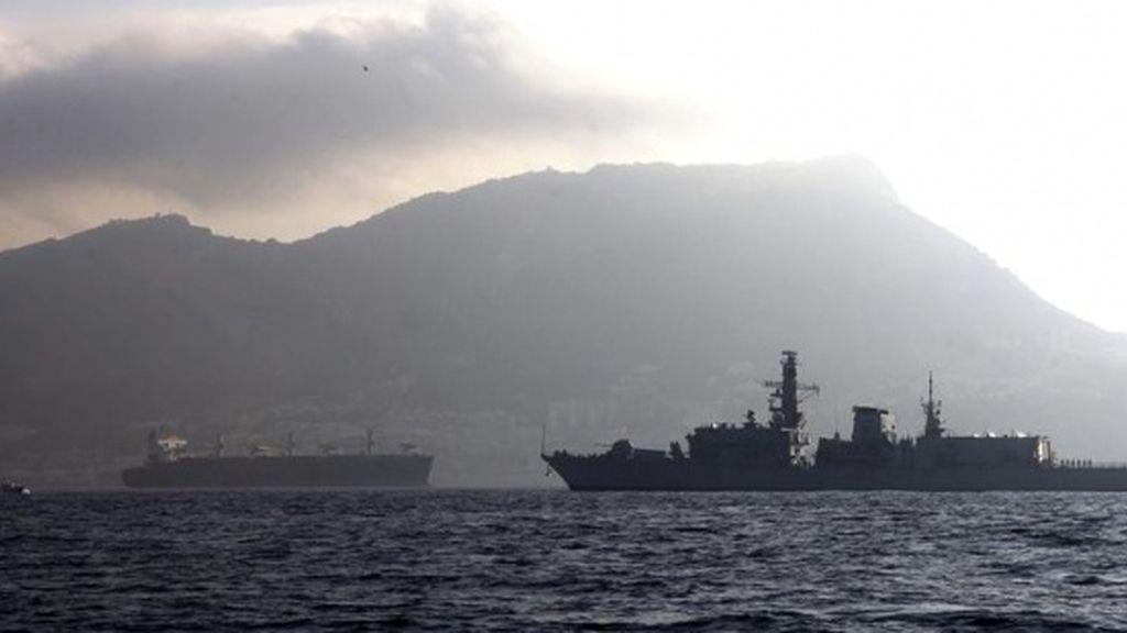 Gibraltar, foto de archivo