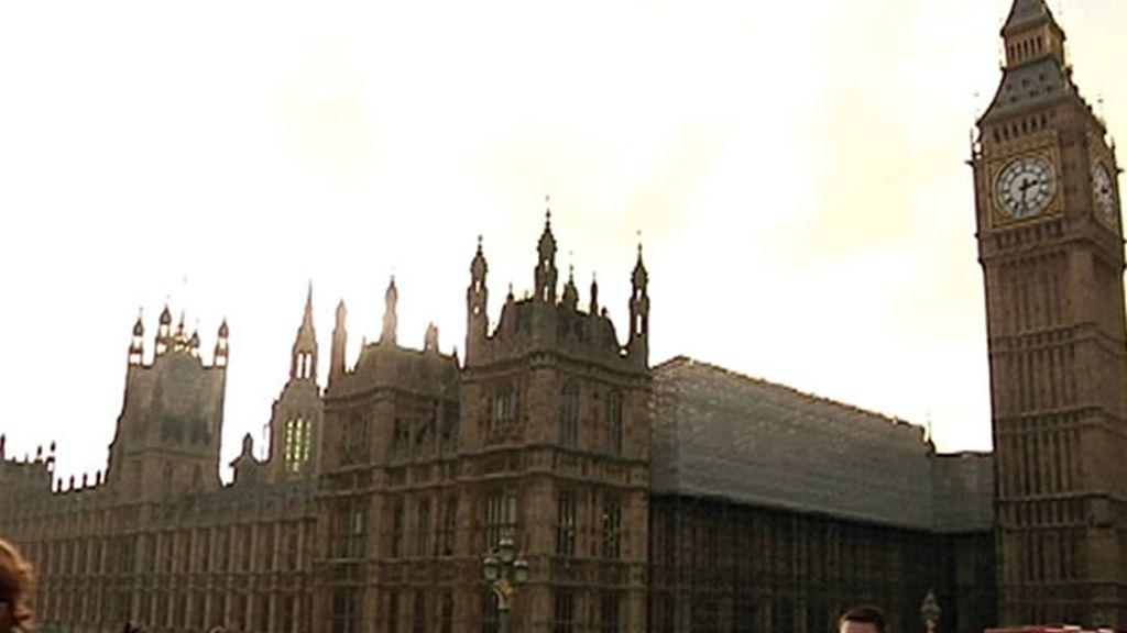 Westminster y el Big Ben, una de las joyas arquitectónicas de Londres