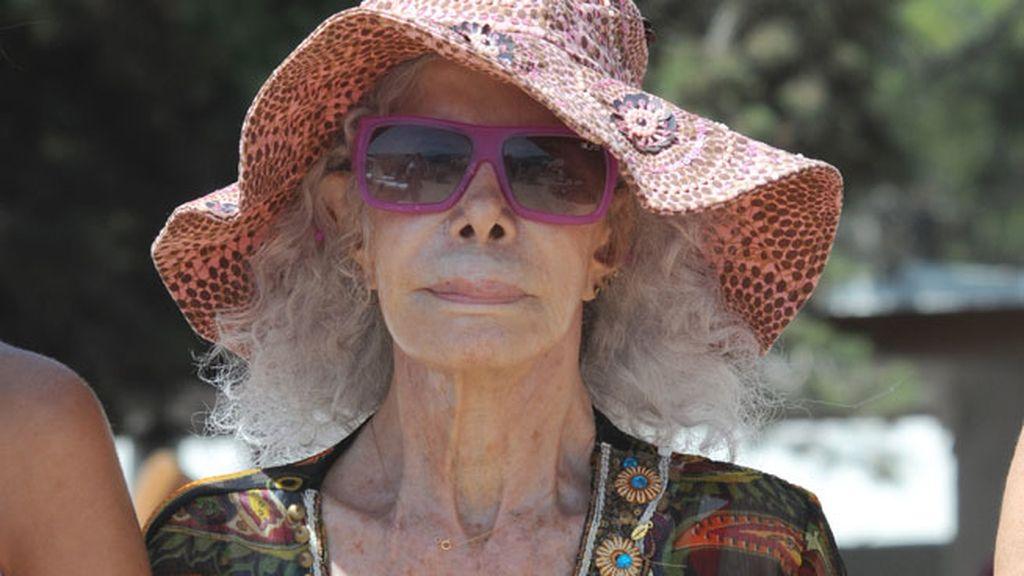 La Duquesa saca su lado más 'hippie' en Ibiza