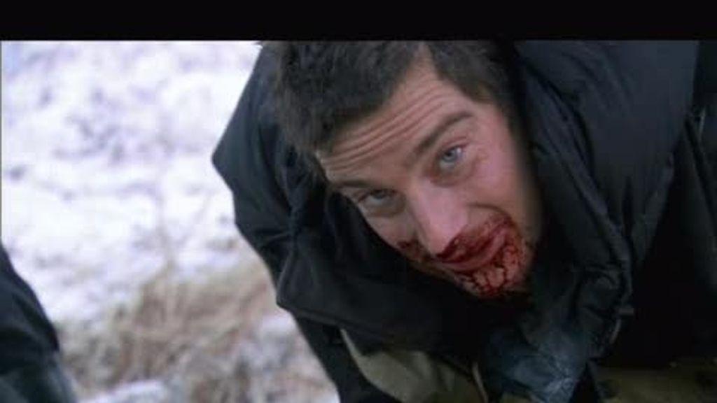 Siberia: El último superviviente en plan vampiro