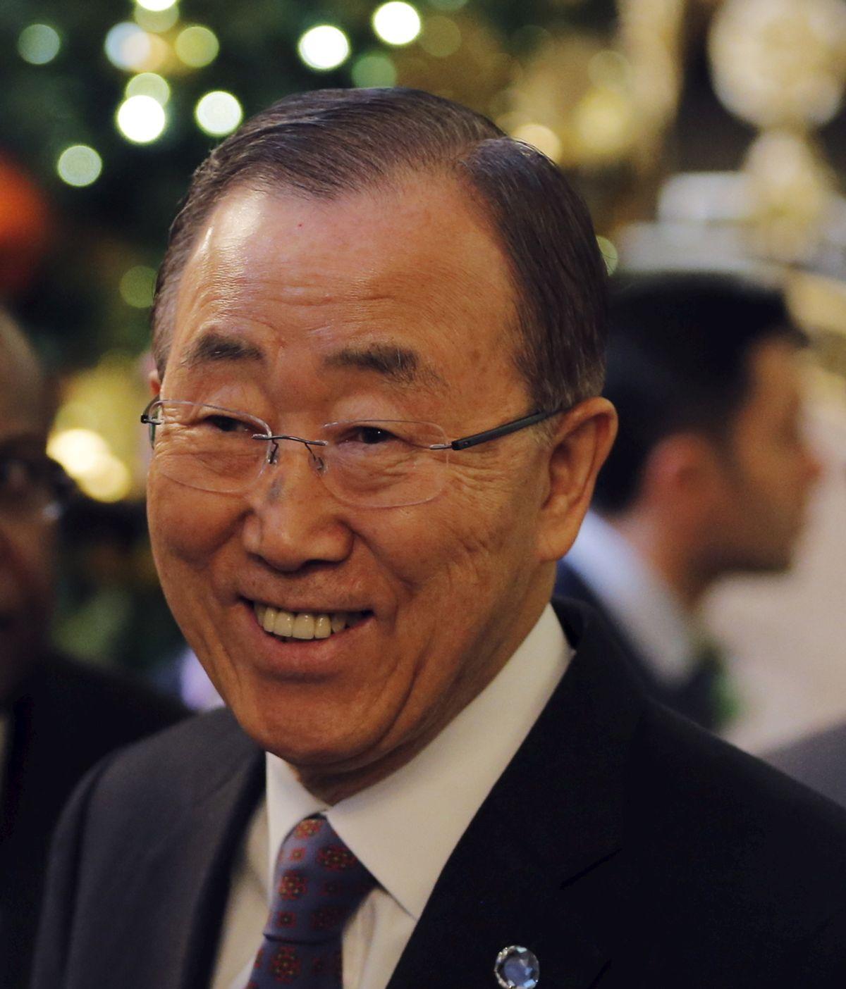"""Ban Ki Moon pide """"calma y contención"""" tras la ejecución de Al Nimr"""